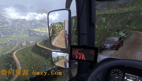 欧洲卡车模拟2美女司机mod下载欧洲卡车模拟2mod