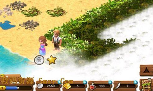 海难荒岛安卓版游戏特色: 探索未知的区域,获得魔法般的建筑!