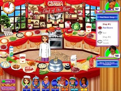 美食美食家2中文版(描写v美食恋爱)犹游戏版世界文学作品安装图片