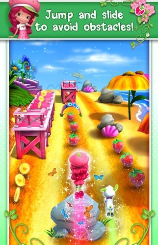 可爱酷跑草莓狂奔ios版(手机跑酷游戏) v1.2.2 最新苹果版