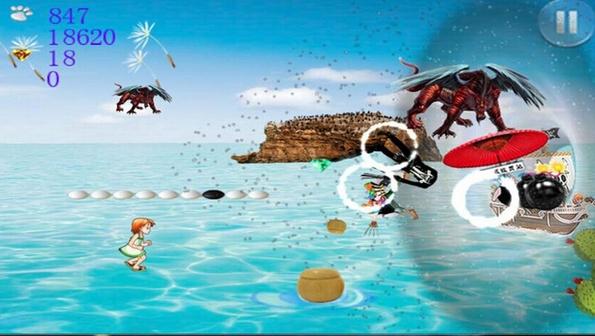 苍蝇老虎和小海贼ios版下载  故事描述的是一个幼儿园的小女孩小米图片