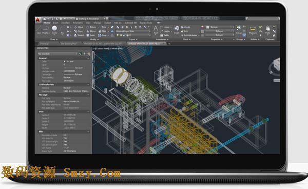 autocad2014 x32 (cad软件)