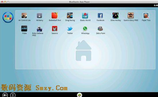 蓝叠安卓模拟器mac版