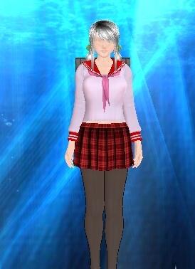 人工少女3红色水手服mod (人工少女3补丁文件) 最新免费版