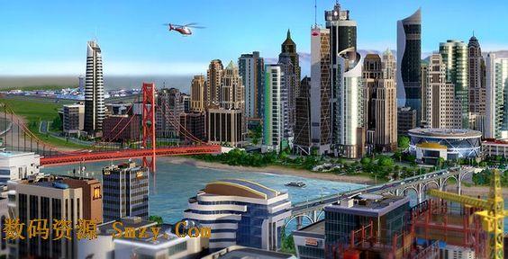 模拟城市5Mac版