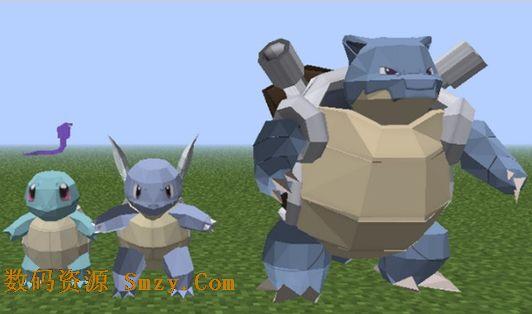 我的世界宠物小精灵神奇宝贝MOD下载v1.6.4 最新免费版