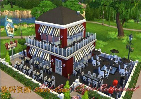 sims房屋平面设计图