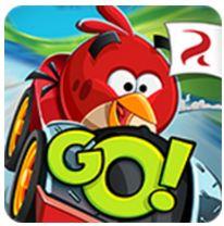 憤怒的小鳥卡丁車無限鉆石版(手機賽車游戲) v1.4.0 安卓版
