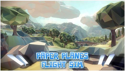 纸飞机之旅android版(paper planes flight sim) v1.0.2 最新安卓版