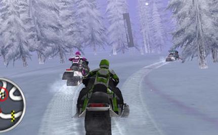 雪地摩托赛车ios版下载(赛车竞速手游) v3.1 苹