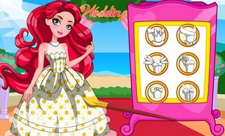 时尚婚礼设计师3苹果版特色: 精致时尚婚纱设计,可爱宝宝玩不过瘾