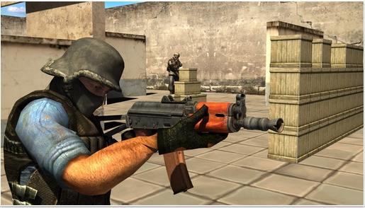 模拟游戏枪战版(竞技手机反恐)v1.0信息版界安卓工具苹果v枪战手机图片