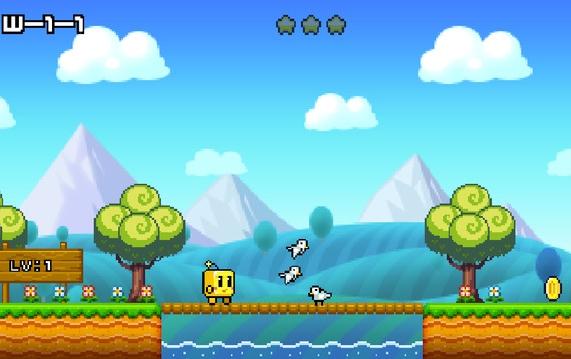 跳跃大冒险2苹果版下载(冒险闯关手机游戏)