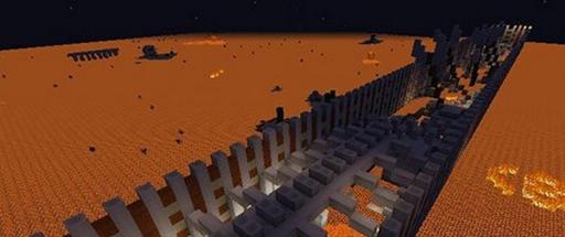 我的世界矿石跑酷地图下载 我的世界地图 v1.10.2 免费版图片