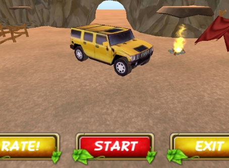 吉普车越野车模拟器最新版v1.0 安卓版