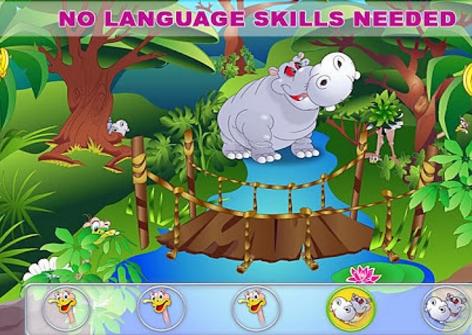 动物抓迷藏手机版游戏特色: - 游戏的知识学习 - 享受大自然风景