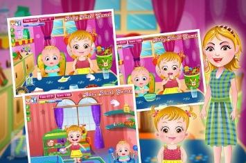 可爱宝贝照顾弟弟苹果版(儿童启蒙游戏) v2.3 手机版