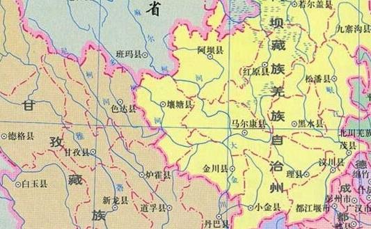 四川电子地图全图高清版2017大图版