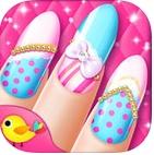 美甲背影2苹果版游戏(跑道美甲下载)v1.1沙龙女生手机头像上女生图片