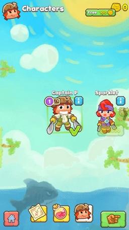 海盗岛跳跃ios版下载(休闲跳跃苹果手机游戏)