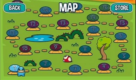 森林跑酷iphone版(苹果手机儿童跑酷游戏) v1.0 官方版