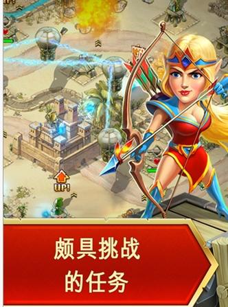 玩具塔防3幻想iOS版特色