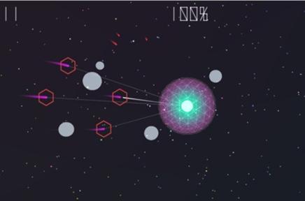 保卫星球iPhone版画面