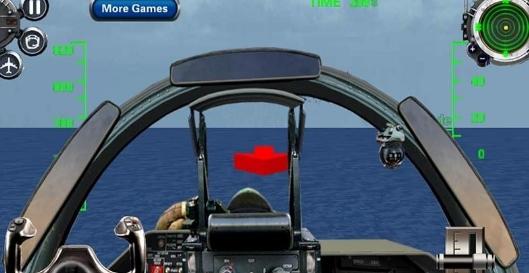 3d战斗机模拟飞行安卓版游戏截图