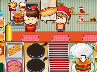 圣诞做饭餐厅安卓版截图