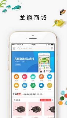 龙巅商城苹果版for iPhone v100 最新版