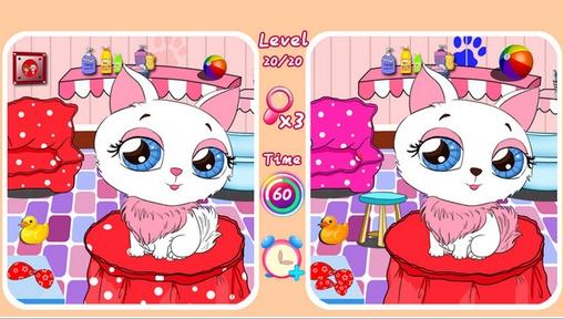 小公主苏菲亚找茬找不同ios版(儿童找茬游戏) v2.0 苹果版