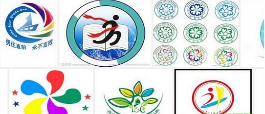 动物班徽logo