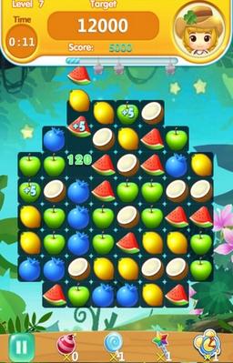 糖果美食小镇传奇iOS版