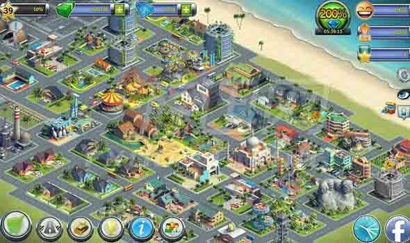 模拟器游戏 → 城市岛屿机场2电脑版下载