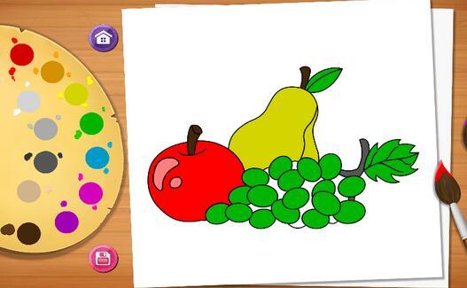 童涂色书app是一款有趣、有用、好玩的儿童益智应用,适合各个年龄段宝宝玩,涂鸦包含多种主题:房子、食物、车辆、人物、动物 平时可以和爸爸妈妈一起玩,或者宝宝发挥无限创意,用丰富多彩的颜色自己完成有趣的各种涂鸦。 儿童游戏宝宝涂鸦不但可以培养孩子安静下来专注做某件事的好习惯,而且对开发孩子的画画天赋和动脑能力非常有帮助。 独特的动画涂鸦效果,清新的界面,吸引着全球的宝宝。