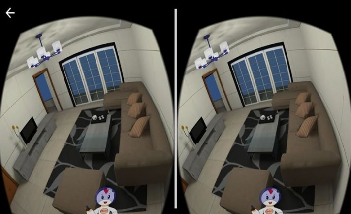 地震VR体验安卓版截图