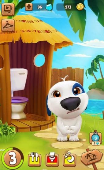 我的漢克狗Android版截圖