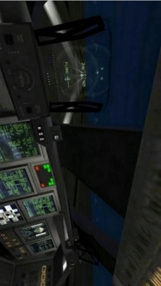 模拟nasa航天飞机的飞行和着陆