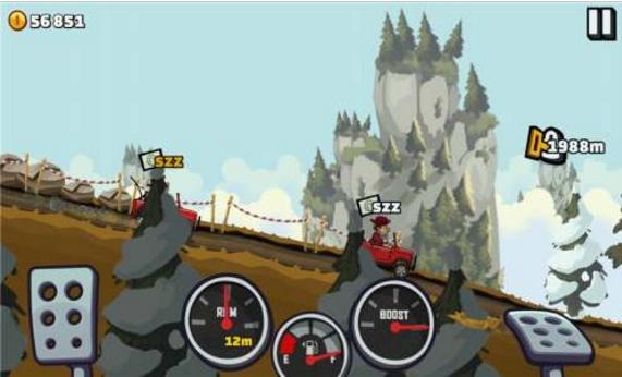登山赛车2安卓版截图