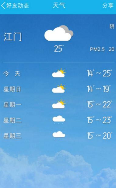 QQ天氣官方版