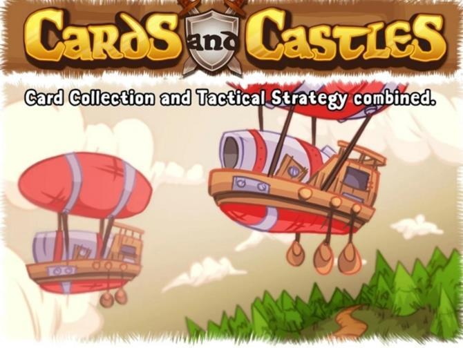 卡牌城堡官网版图片