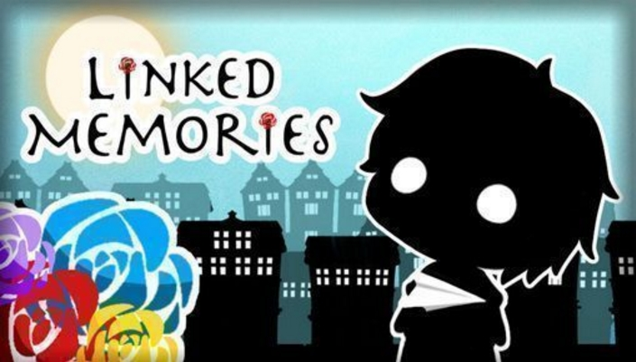 小男孩动画图片大全 可爱黑白