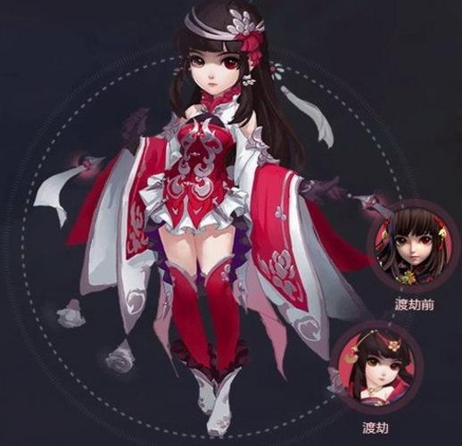 梦幻西游新角色鬼潇潇武器功能介绍