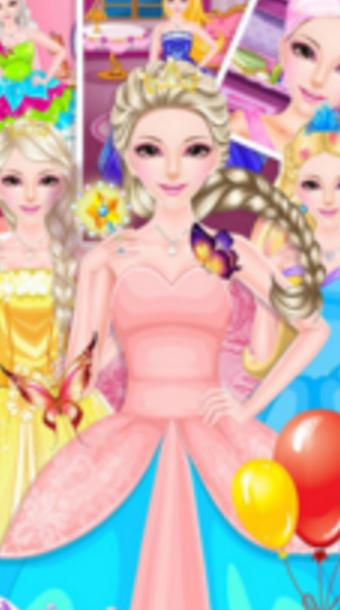 可爱宝贝公主ios版下载(换装游戏玩法)
