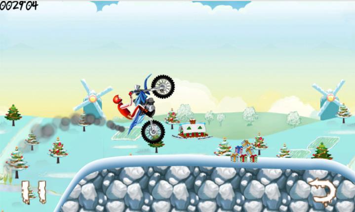 極速摩托賽車手機正式版圖片