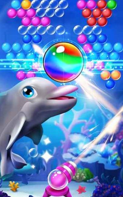 海洋泡泡android版(经典泡泡龙玩法) v1.0 最新免费版