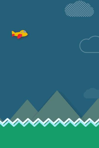 安卓手机声控游戏 声控飞机android版下载v1