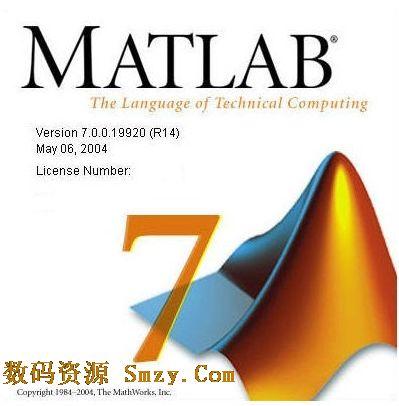 Matlab7.0綠色版