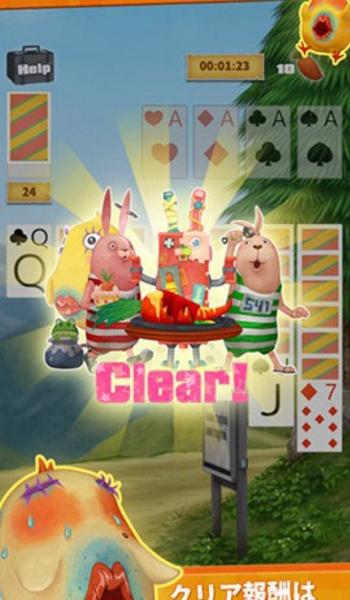 越狱兔纸牌iPhone版