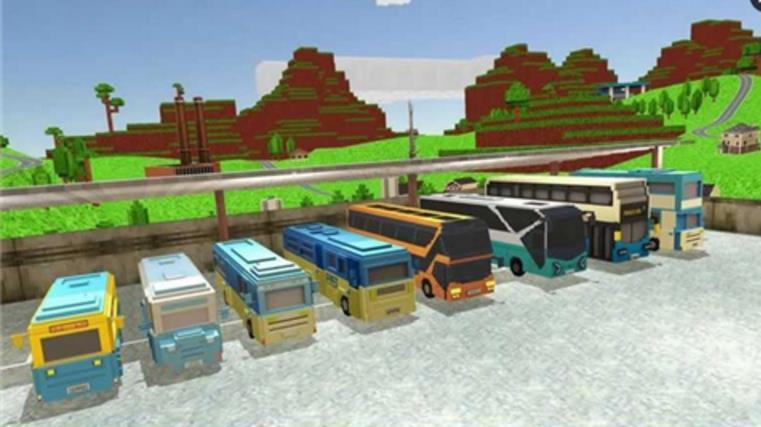 城市像素巴士模拟驾驶安卓正式版